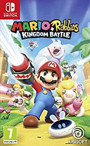 Amazon - mario rabbids kingdom battle