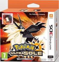 Pokemon Ultrasole steelbook
