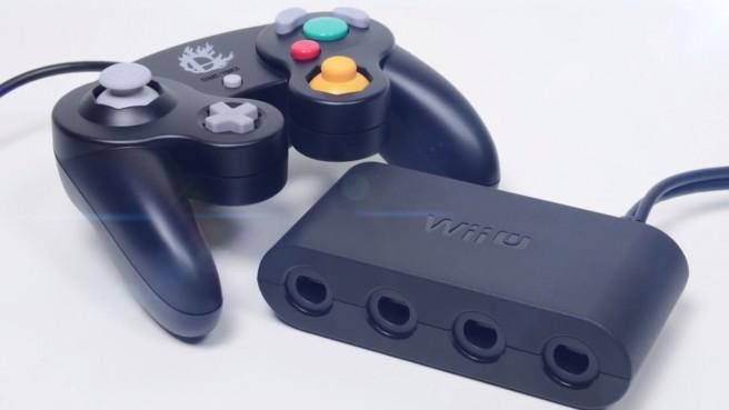 Nintendo Switch ok a controller GameCube