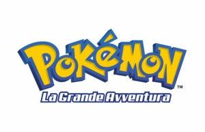 Logo manga Pokémon - La Grande Avventura