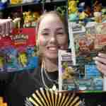 Amanda Wellington's Pokemon Giveaway