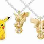 U-Treasure Yellow Gold Pikachu