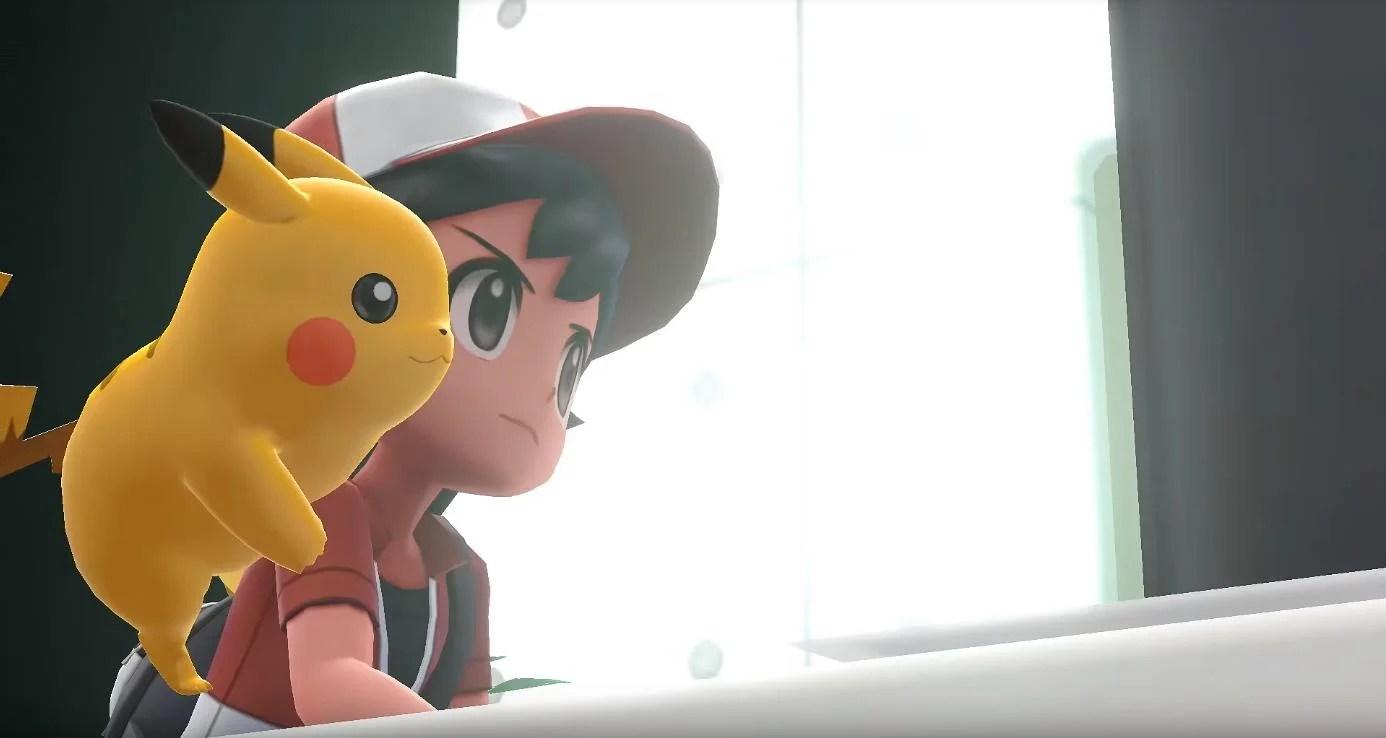 In Pokémon Let's GO Pikachu ed Eevee potrete affrontare 151 allenatori Master