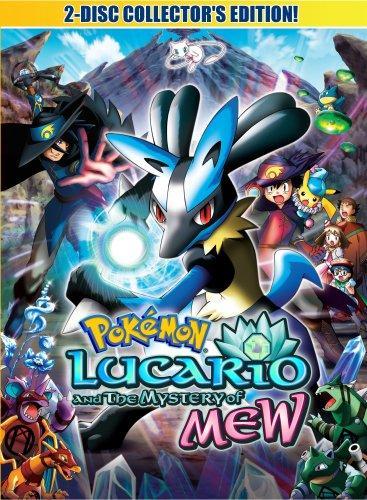 Pokémon Movie 8 Lucario E Il Mistero Di Mew DOWNLOAD ITA (2005)