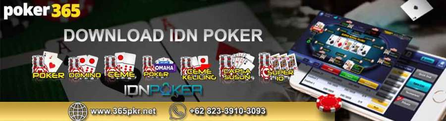 Download IDN Poker Asia APK Android dan Aplikasi IOS dan IDNPlay