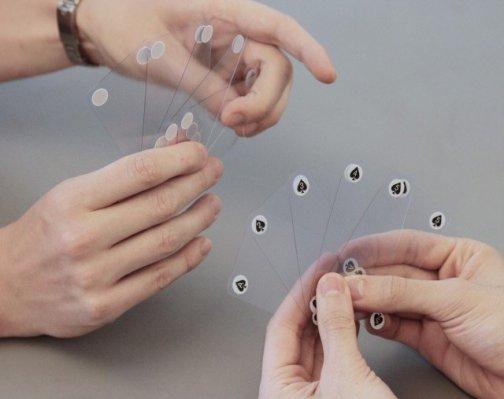 jeu de carte transparent