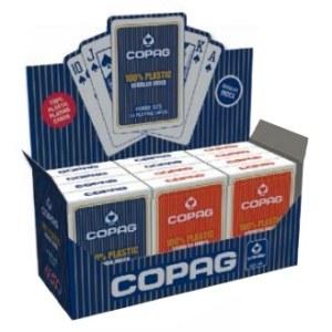 Copag Jumbo Index 4-färg - 12-pack