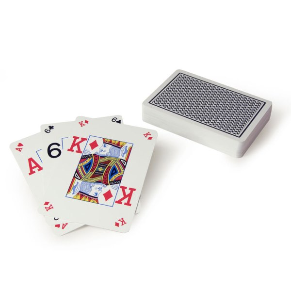 Copag Texas Hold'em Silver Peek - Svart