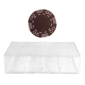Royal Suited - Brun (100-pack med markerlåda)