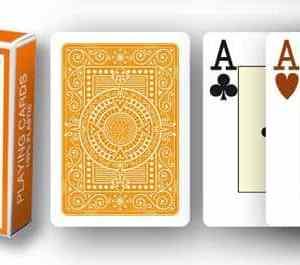 Modiano Texas Poker Hold'em - Orange