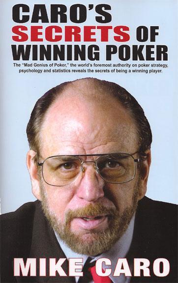 Bok: Caro´s Fundamental Secrets of Winning Poker