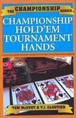 Bok: Championship Hold'em Tournaments Hands