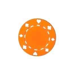 Suited Orange