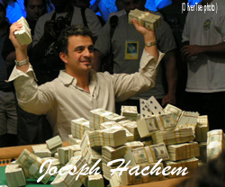 Players will be competing for almost double this stash at this year's WSOP.