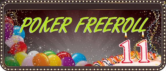 Bet24 Poker fejrer fødselsdag med gratis poker freeroll!
