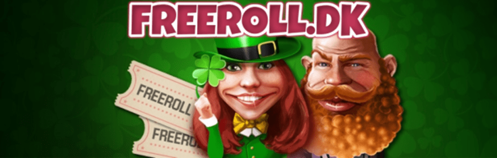 St. Patricks Day Freerolls på Unibet