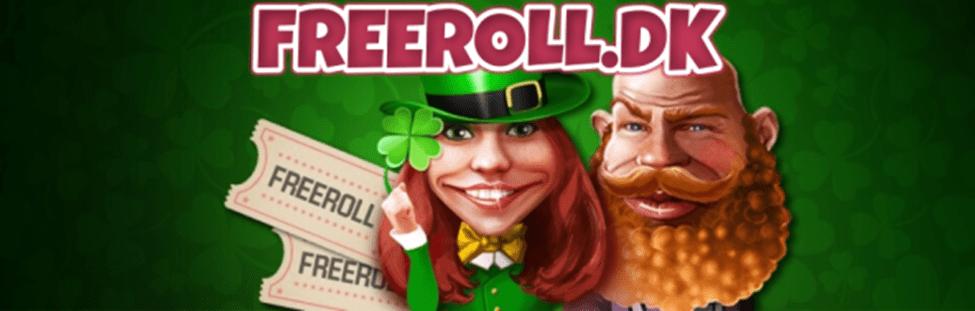St. Patricks Day Freerolls på Unibet