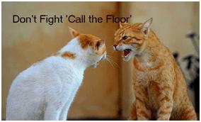 Having A Fight