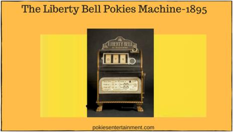 Liberty Bell Pokies machine