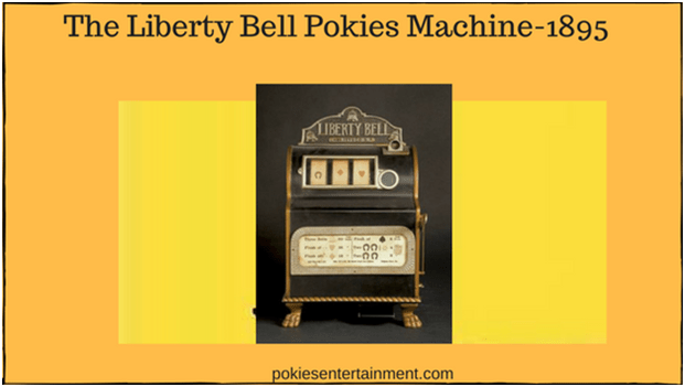 Liberty Bell Pokies machine