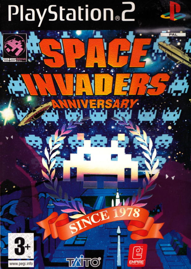 Space Invader game