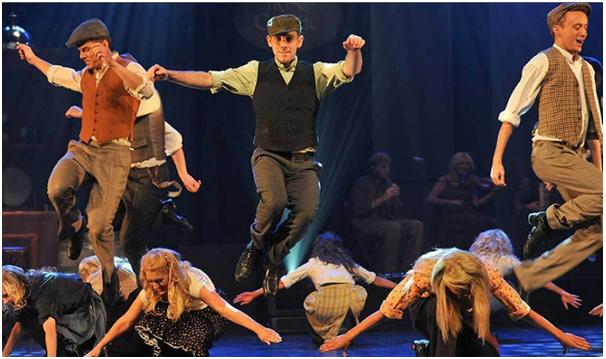 Irish Dance at Crown Melbourne