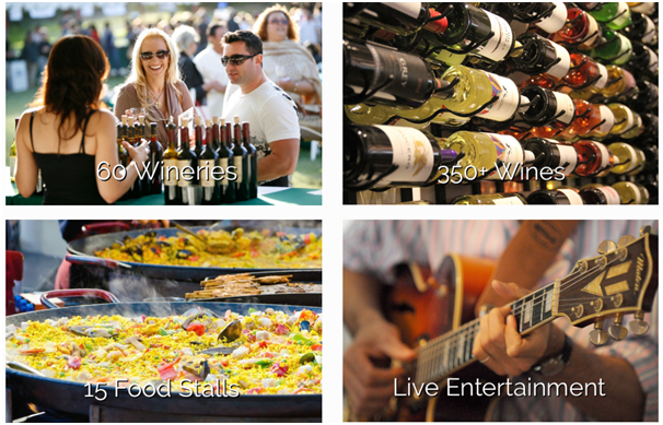 Buy tickets online for Sydney wine festival