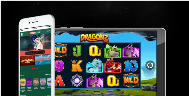 Casino Mate Mobile Game