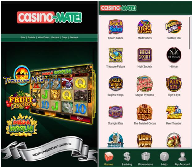 Casino Mate- Pokies App