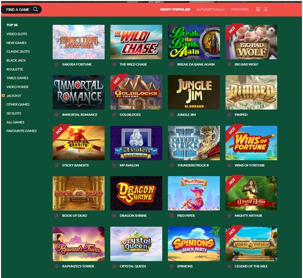 Casino Mate- Pokies Games to enjoy