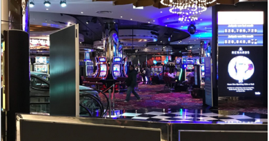 Crown Melbourne- Slots to play