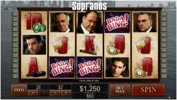 Sopranos pokies