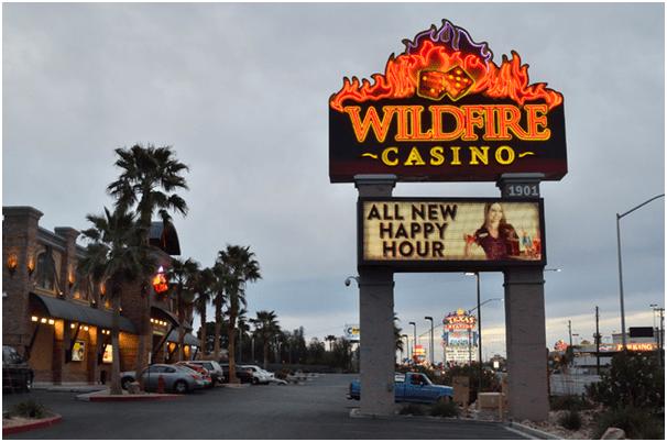 Wildfire casinos