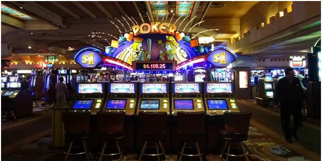 Casinos use music as a tool