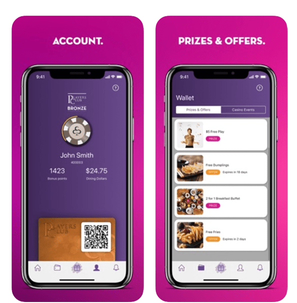 Christ Church Casino Players Card app