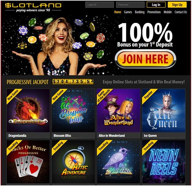 Slotland casino - VIP