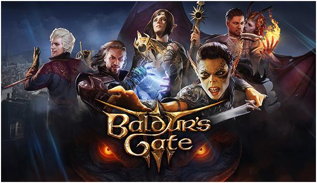 Baldur's gate 3 video game