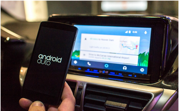 Android Auto App for Blackberry