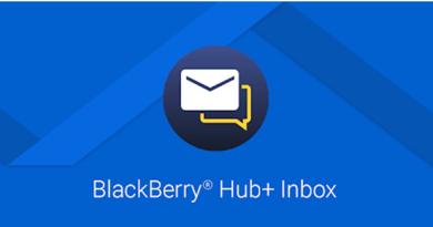 Blackberry-Hub-Inbox