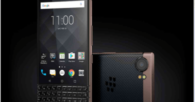 Blackberry Phones to buy in 2018