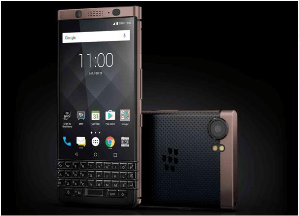 Blackberry Phones to buy in 2018