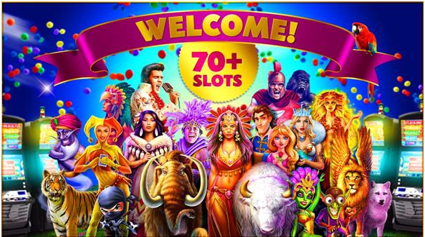Caesars slots- play free pokies