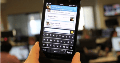 How to use WhatsApp alternative in BlackBerry