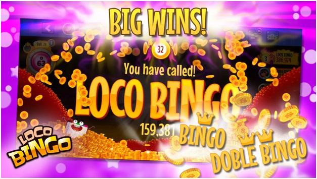 Loco Bingo big wins