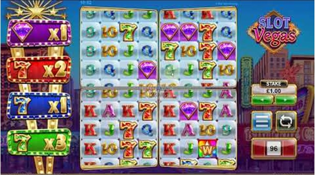 Slot Vegas Megasquads