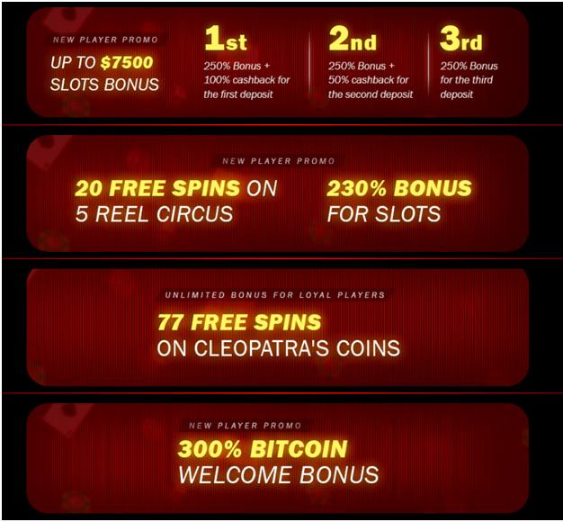 Australian casino pokies bonus