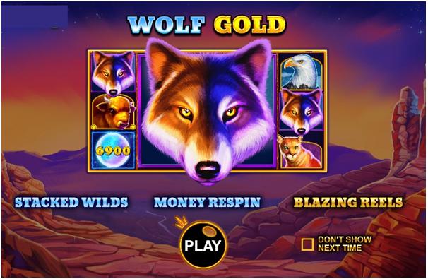 Wolf Gold Pokies Wins