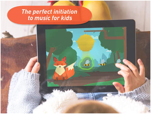 10 Best Wonderful Music Apps on iPad for Kids to Enjoy