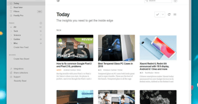 News apps for iPad