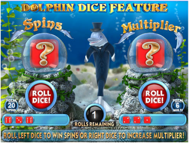 Dolphins Dice
